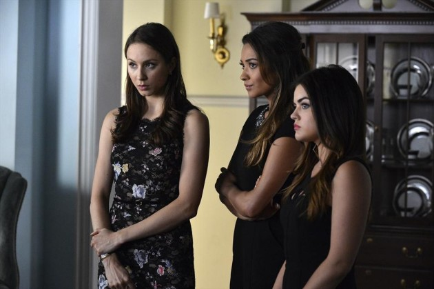 Three Little Liars