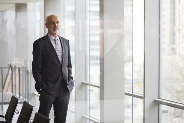 Michael Gross on Suits