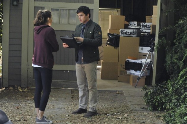 Is Ezra Working for UPS?