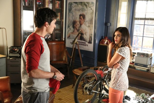 Closing Down - Pretty Little Liars Season 5 Episode 10