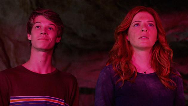 Joe and Julia - Under the Dome Season 2 Episode 7