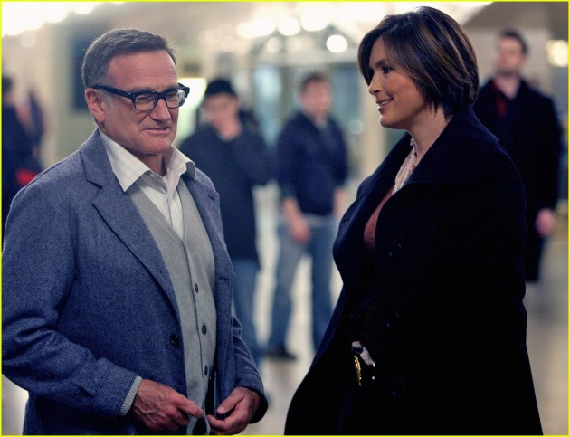 Robin Williams - Law and Order: SVU