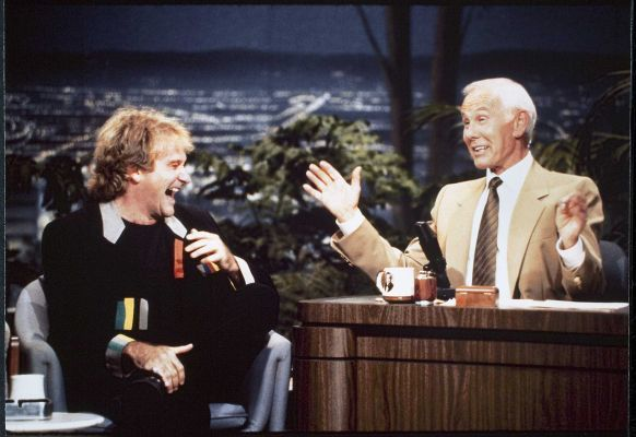 Robin Williams - Late Night Talk Shows