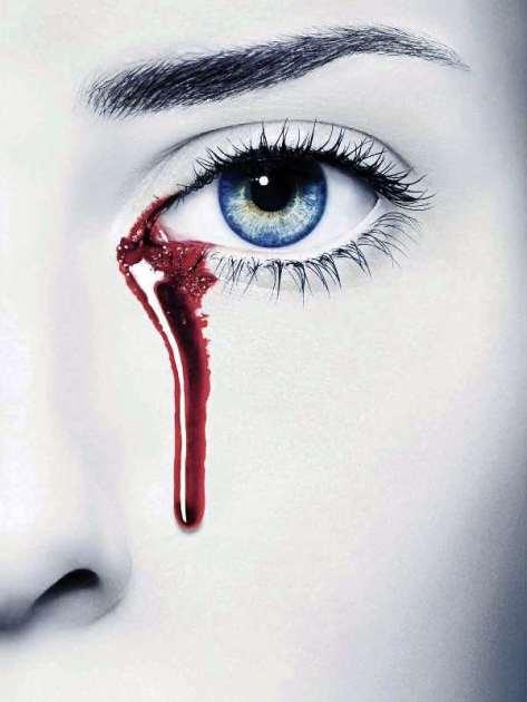 A Bloody Tear - True Blood