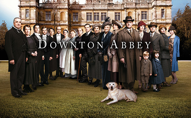 Season 5 Cast Photo - Downton Abbey