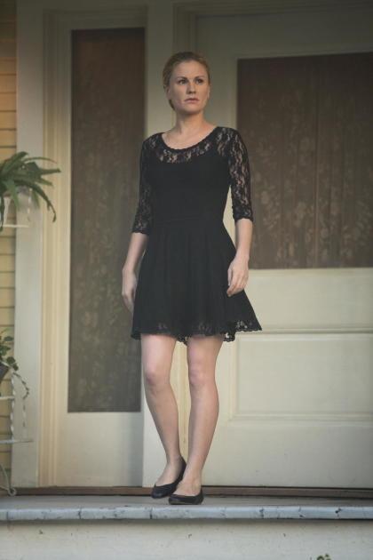 Sookie in Black - True Blood Season 7 Episode 10