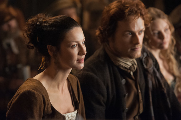 Enjoying a Story - Outlander