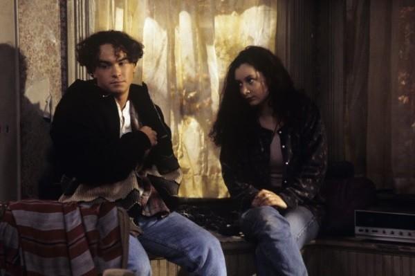 Johnny Galecki on Roseanne