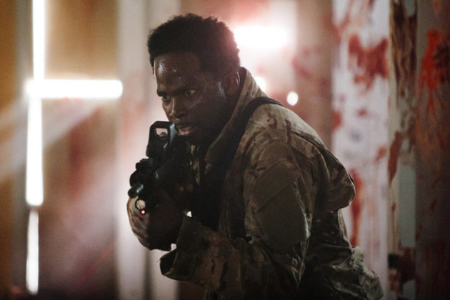 Harold Perrineau as Mark Hammond