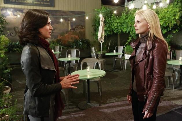 Forgiving Emma - Once Upon a Time Season 4 Episode 1