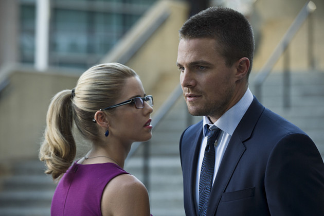Say Yes! - Arrow Season 3 Episode 1