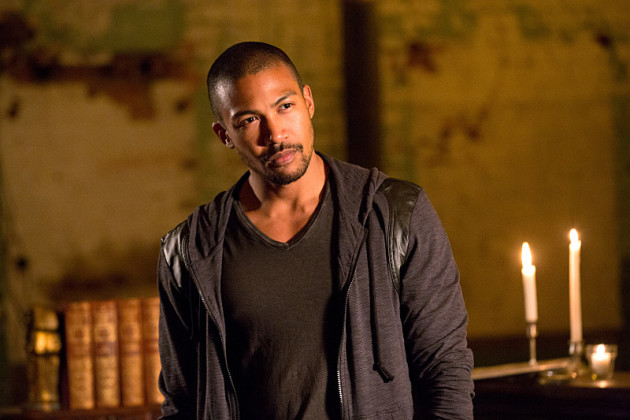 Marcel on Season 2 - The Originals