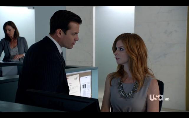 Donna & Harvey (Suits)