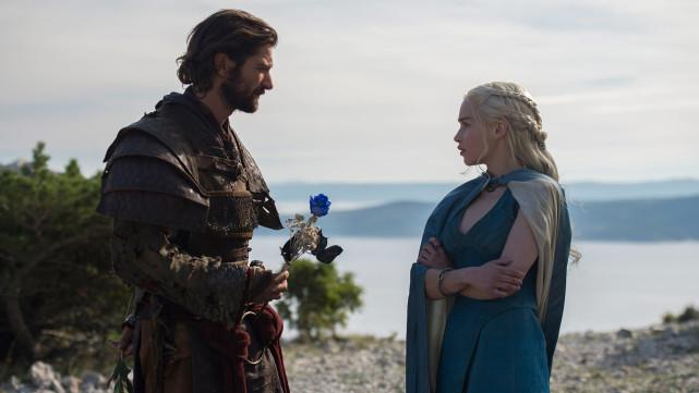 Daenerys & Daario (Game of Thrones)
