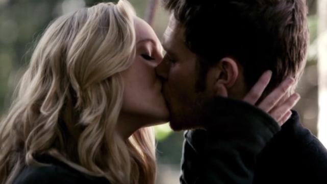 Klaus & Caroline (The Vampire Diaries/The Originals)
