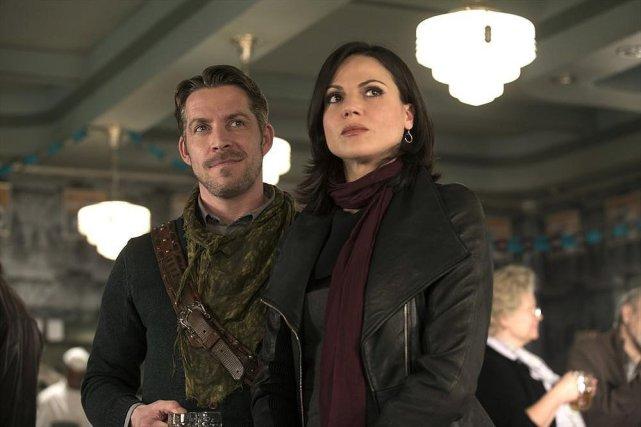Regina & Robin Hood (Once Upon a Time)