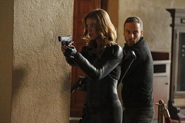 Bobbi & Hunter (Agents of S.H.I.E.L.D)