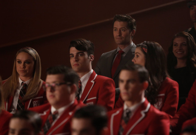 """What is wrong with you?"" Glee"