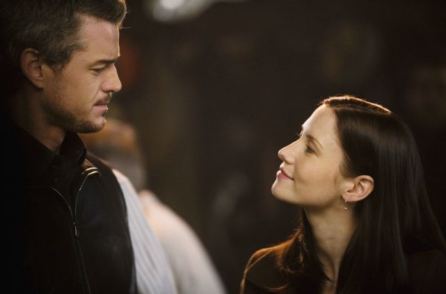 Mark & Lexie (Grey's Anatomy)