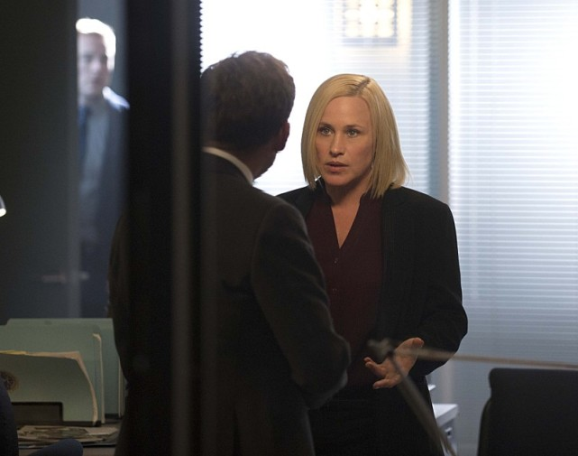 """I thought by now I would be capable of forgiveness."" CSI: Cyber"