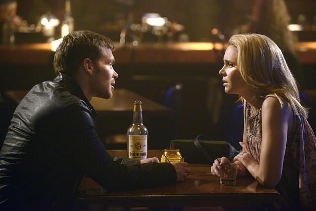Klaus & Camille (The Originals)
