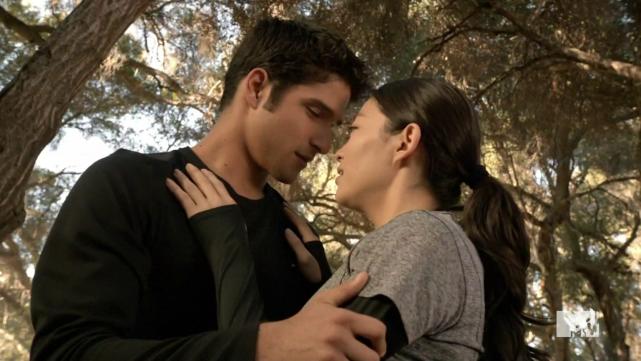 Scott & Kira (Teen Wolf)