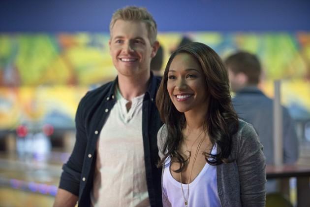 Eddie & Iris (The Flash)