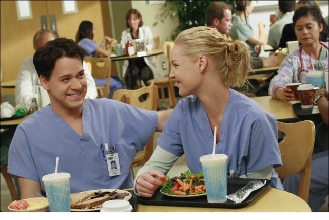 George & Izzie (Grey's Anatomy)