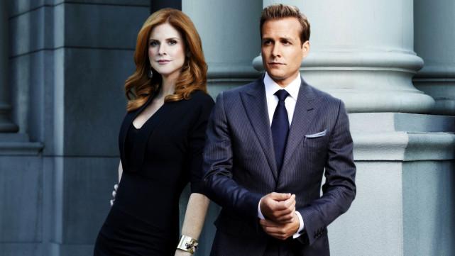 Harvey & Donna (Suits)
