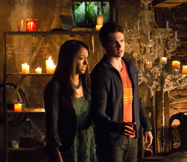 Bonnie & Jeremy (The Vampire Diaries)