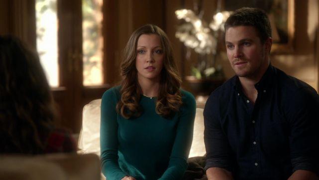 Laurel & Oliver (Arrow)
