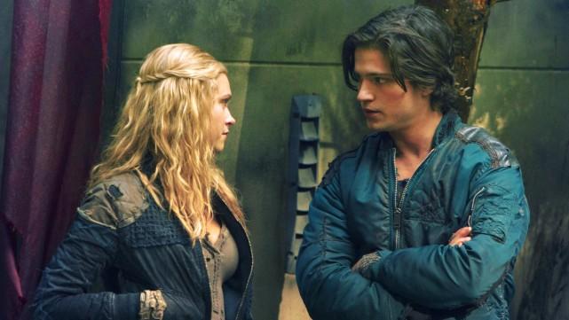 Clarke & Finn (The 100)