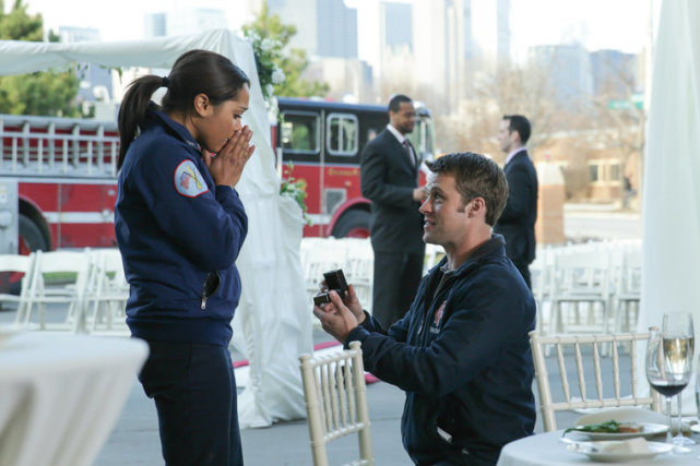 Casey & Dawson (Chicago Fire)