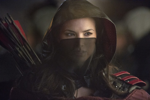 "Arrow Photos from ""Heir to the Demon"""