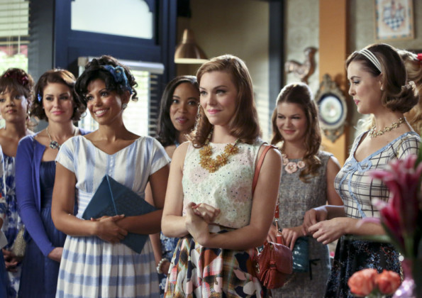 "Hart of Dixie Photos from ""Act Naturally"""