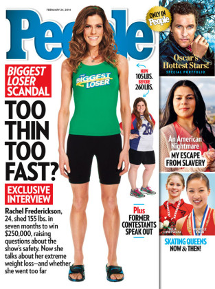 Rachel Frederickson Biggest Loser Photos