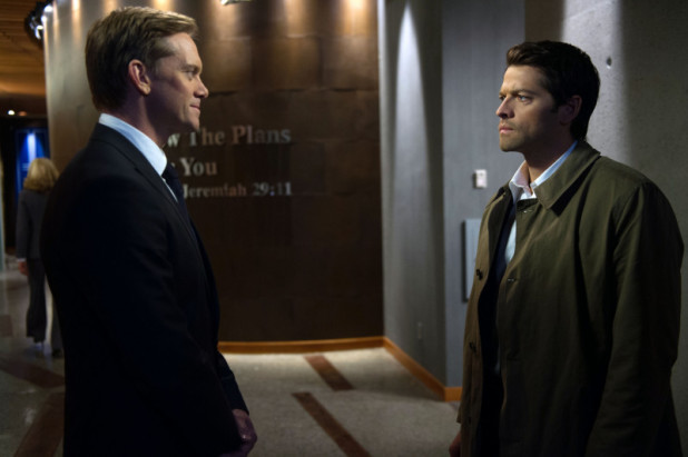 "Supernatural Photos from ""Captives"""