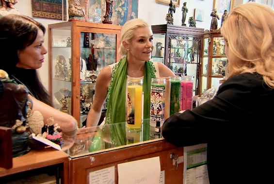 11 OMG Moments from The Real Housewives of Beverly Hills Season 4 Episode 16