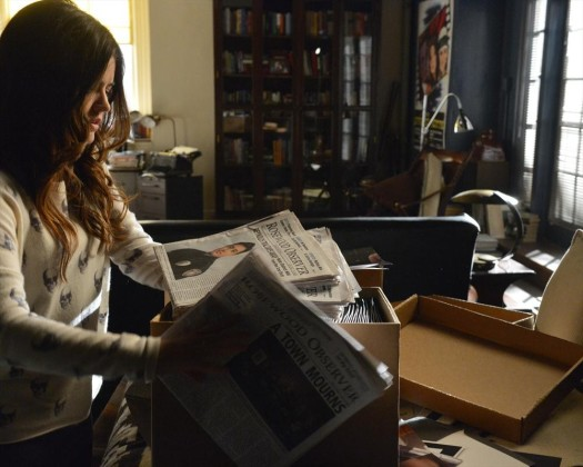 "Pretty Little Liars Photos from ""She's Come Undone"""