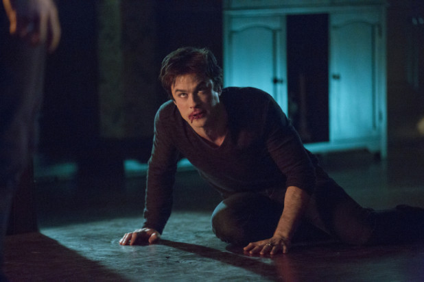 "Vampire Diaries Photos from ""No Exit"""