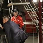 Examining the Boat