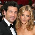 Jillian and Patrick Dempsey