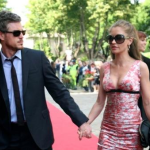 Mr. & Mrs. Eric Dane