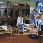 Locker Room Action