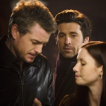 Derek Observes Mark and Lexie