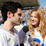 Penn Badgley Interviewed
