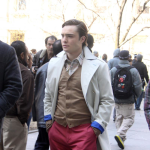 Chuck Bass Walks
