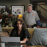 George Wendt on Ghost Whisperer