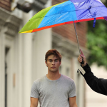 Chace Stays Dry