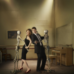 Emily Deschanel and David Boreanaz Promo Pic